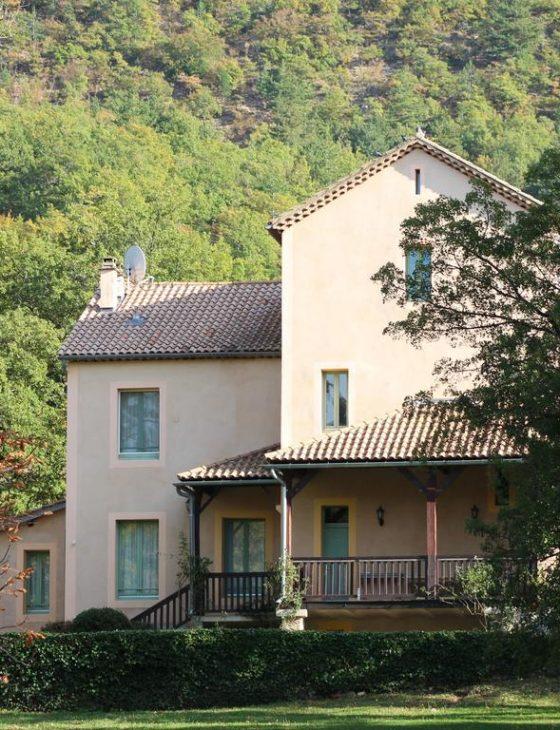 Villa d'Aulan
